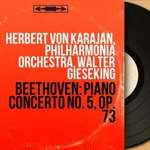 Herbert von Karajan, Philharmonia Orchestra, Walter Gieseking 歌手頭像