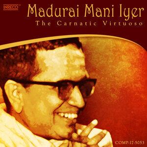 Madurai Mani Iyer 歌手頭像