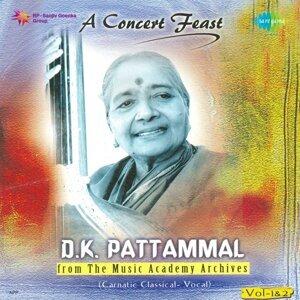 D.K.Pattammal 歌手頭像