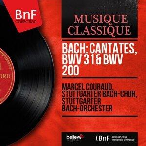 Marcel Couraud, Stuttgarter Bach-Chor, Stuttgarter Bach-Orchester 歌手頭像