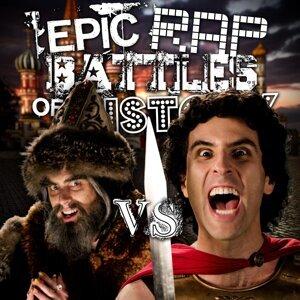 Epic Rap Battles of History 歌手頭像