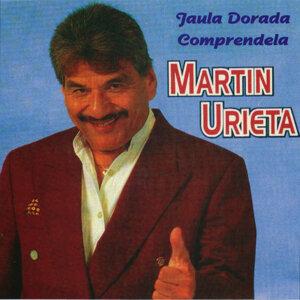 Martín Urieta 歌手頭像