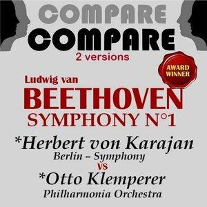 Herbert von Karajan, Otto Klemperer 歌手頭像