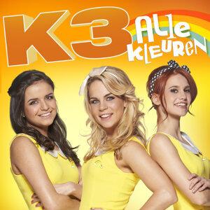 K3 歌手頭像