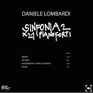 Daniele Lombardi, Daniele Lombardi Piano Orchestra 歌手頭像