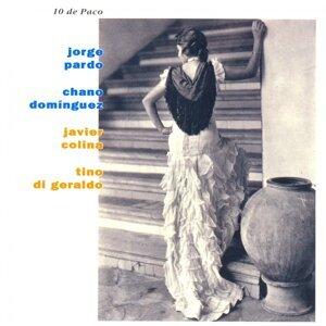 Jorge Pardo, Chano Domínguez 歌手頭像