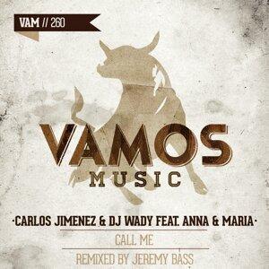 Carlos Jimenez, DJ Wady 歌手頭像