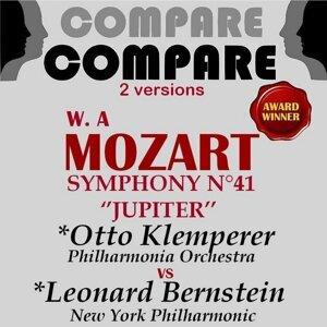 Otto Klemperer, Leonard Bernstein 歌手頭像