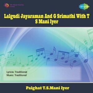 Palghat T.S.Mani Iyer 歌手頭像