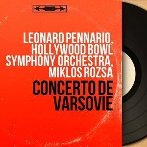 Leonard Pennario, Hollywood Bowl Symphony Orchestra, Miklós Rózsa 歌手頭像