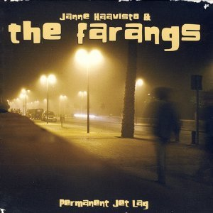 Janne Haavisto, The Farangs 歌手頭像