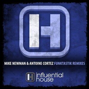 Mike Newman, Antoine Cortez 歌手頭像