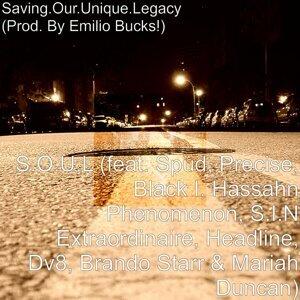 Saving.Our.Unique.Legacy (Prod. by Emilio Bucks!) 歌手頭像