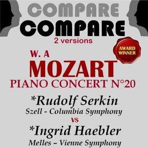Rudolf Serkin, Ingrid Haebler 歌手頭像