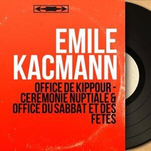 Emile Kaçmann 歌手頭像