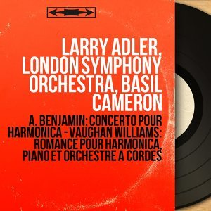 Larry Adler, London Symphony Orchestra, Basil Cameron 歌手頭像