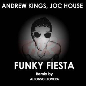 Andrew Kings, Joc House 歌手頭像