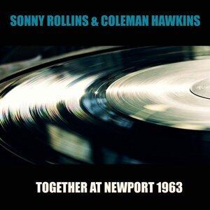 Sonny Rollins, Coleman Hawkins