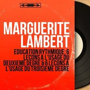 Marguerite Lambert 歌手頭像