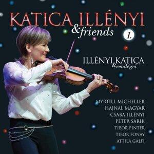 Katica Illényi 歌手頭像