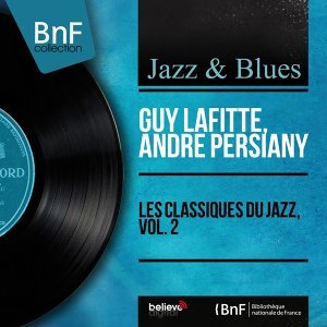 Guy Lafitte, André Persiany 歌手頭像