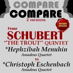 Amadeus String Quartet, Hephzibah Menuhin, Christoph Eschenbach 歌手頭像