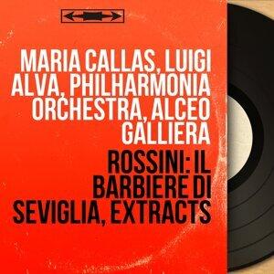 Maria Callas, Luigi Alva, Philharmonia Orchestra, Alceo Galliera 歌手頭像