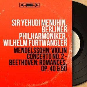 Sir Yehudi Menuhin, Berliner Philharmoniker, Wilhelm Furtwängler 歌手頭像