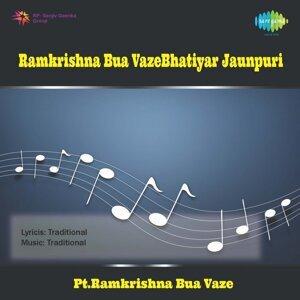 Pt. Ramkrishna Bua Vaze 歌手頭像