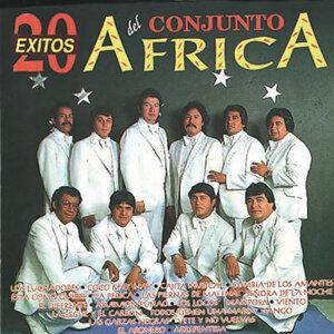 Conjunto Africa 歌手頭像