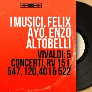 I Musici, Felix Ayo, Enzo Altobelli 歌手頭像
