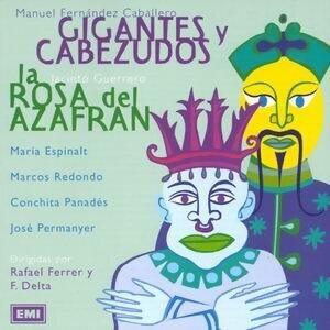 La Rosa Del Azafran / Gigantes Y Cabezudos 歌手頭像