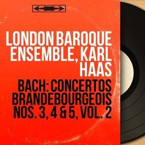 London Baroque Ensemble, Karl Haas 歌手頭像