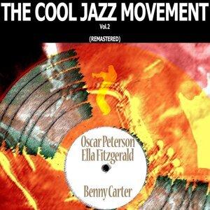 Oscar Peterson, Ella Fitzgerald, Benny Carter 歌手頭像