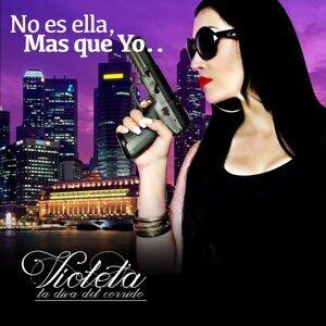 Violeta La Diva Del Corrido 歌手頭像