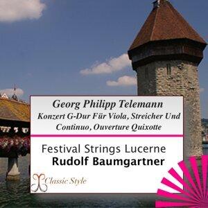 Festival Strings Lucerne, Ulrich Koch Rudolf Baumbartner 歌手頭像