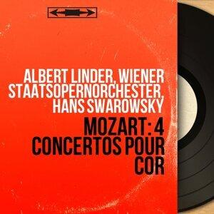 Albert Linder, Wiener Staatsopernorchester, Hans Swarowsky 歌手頭像