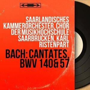 Saarländisches Kammerorchester, Chor der Musikhochschule Saarbrücken, Karl Ristenpart 歌手頭像
