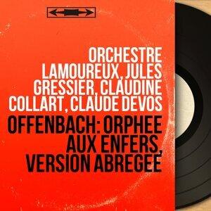Orchestre Lamoureux, Jules Gressier, Claudine Collart, Claude Devos 歌手頭像