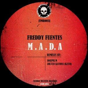 Freddy Fuentes 歌手頭像
