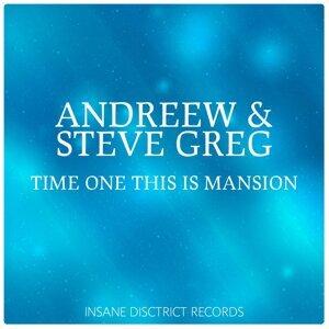 Steve Greg, Andreew 歌手頭像