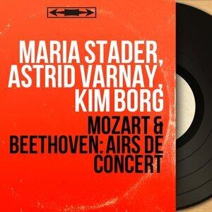 Maria Stader, Astrid Varnay, Kim Borg 歌手頭像