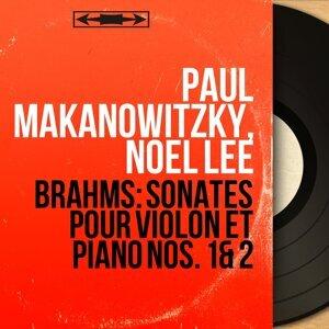 Paul Makanowitzky, Noël Lee 歌手頭像