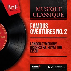 London Symphony Orchestra, Royalton Kisch 歌手頭像