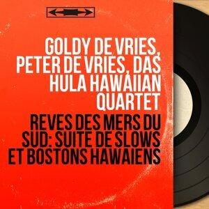 Goldy de Vries, Peter de Vries, Das Hula Hawaiian Quartet 歌手頭像