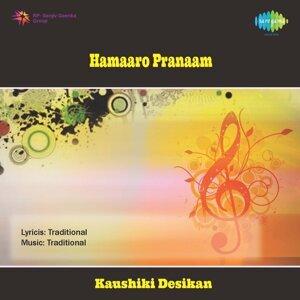 Kaushiki Desikan (Chakraborty) 歌手頭像