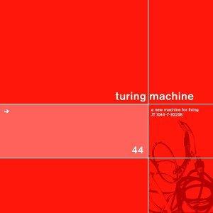 Turing Machine (圖靈機) 歌手頭像