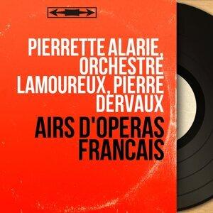 Pierrette Alarie, Orchestre Lamoureux, Pierre Dervaux 歌手頭像