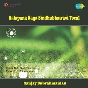 Sanjay Subrahmanian, Nagai Muralidharan(Violin), Guruvayur Dorai(Mridangam) 歌手頭像