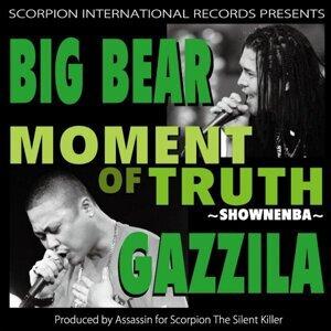 BIG BEAR & GAZZILA 歌手頭像